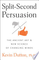 Split Second Persuasion