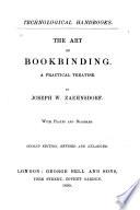 The Art Of Bookbinding
