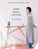 Linen  Wool  Cotton Book