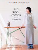 Linen, Wool, Cotton