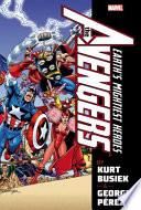 Avengers by Kurt Busiek & George Perez Omnibus