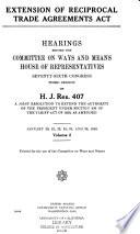 Hearings, Jan. 20, 22-26, 1940