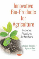 Innovative Bio products for Agriculture Book