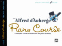 Alfred D Auberge Piano Course Lesson Book