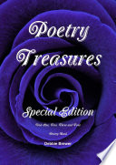 Poetry Treasures Special Edition Vols One  Two  Three and Four Poetry Book