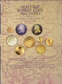 351 Heritage World Coin Auctions  Long Beach Auction Catalog