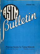 ASTM Bulletin