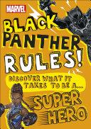 Marvel Black Panther Rules! Pdf/ePub eBook