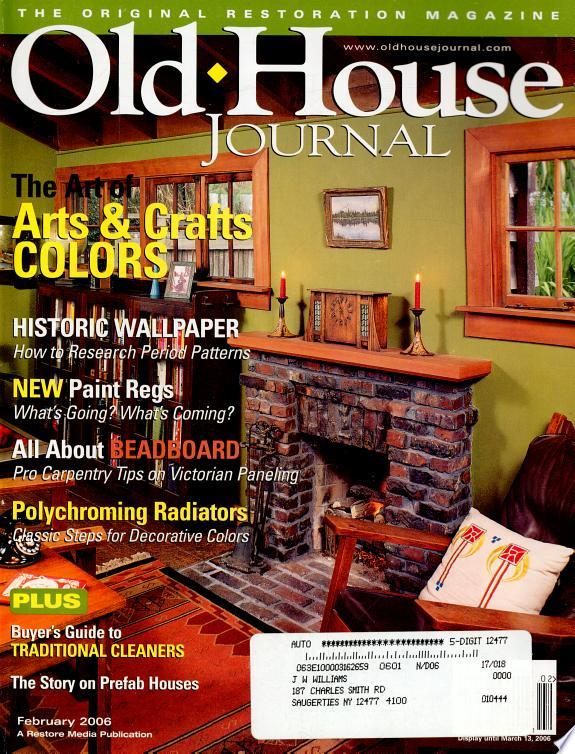 Old-House Journal