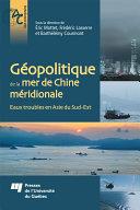 Pdf Géopolitique de la mer de Chine méridionale Telecharger