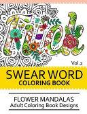 Swear Word Coloring Book Book PDF