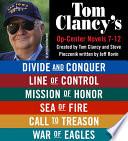 Tom Clancy s Op Center Novels 7   12
