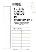 Future Marine Science in Moreton Bay