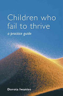 Children who Fail to Thrive Book PDF