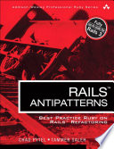 Rails AntiPatterns  : Best Practice Ruby on Rails Refactoring