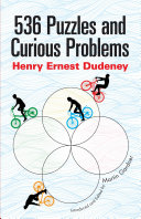 536 Puzzles and Curious Problems Pdf/ePub eBook