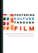 Fostering Culture Through Film