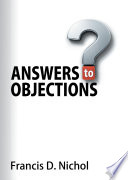 Answers To Objections Book
