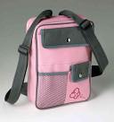 Kids Organizer Pink with Backpack Straps Medium