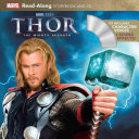 Thor Read Along Storybook and CD