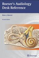 Roeser's Audiology Desk Reference Pdf/ePub eBook
