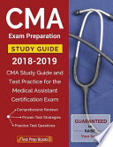CMA Exam Preparation Study Guide 2018-2019