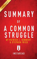 Summary of A Common Struggle