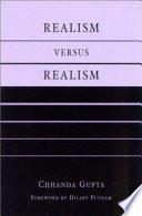 Realism Versus Realism