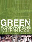 Green Woodworking Pattern Book