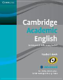 Cambridge Academic English. Advanced. Teacher's Book C2