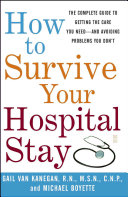 How to Survive Your Hospital Stay ebook