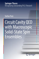 Pdf Circuit Cavity QED with Macroscopic Solid-State Spin Ensembles Telecharger