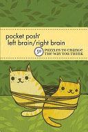 Pocket Posh Left Brain   Right Brain