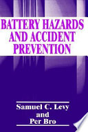 Battery Hazards And Accident Prevention Book PDF
