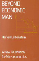 Beyond Economic Man