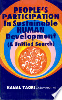 People's Participation in Sustainable Human Development  : A Unified Search