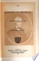 The History of Georgia  Revolutionary epoch