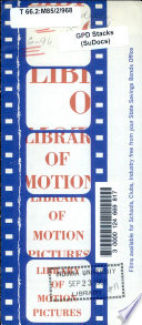 Library Of Motion Pictures