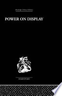 Power on Display Book