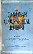 Canadian Geographical Journal