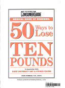 50 Ways to Lose Ten Pounds