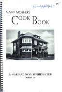 Navy Mothers Cook Book