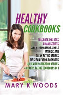 Healthy Cookbooks Book