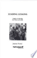 Leading Lessons