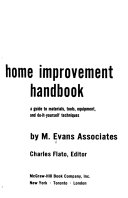 Complete Home Improvement Handbook