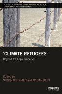 Climate Refugees Pdf/ePub eBook