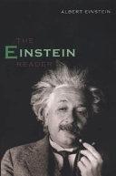 The Einstein Reader Book PDF