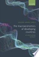 The Macroeconomics Of Developing Countries Book PDF