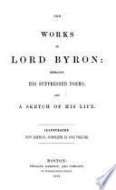 The Works of Lord Byron Book