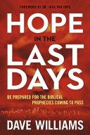 Hope in the Last Days [Pdf/ePub] eBook
